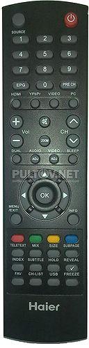 LT-19A1 пульт для телевизора Haier