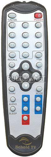 HH-338 (RC-500) пульт для TV-тюнера