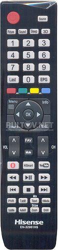 EN-32961HS оригинальный пульт для телевизора Hisense LED-D65T880IXG3D и др.