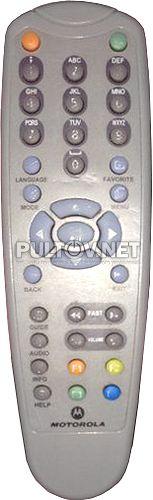 HM-STB100LC пульт для кабельного ресивера MOTOROLA