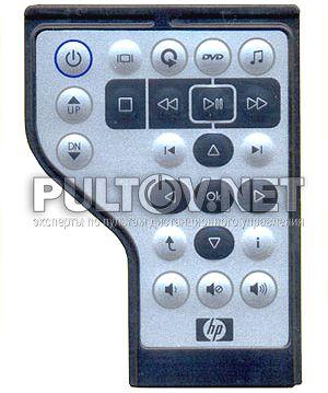 RC1762301/00 (3139 228 66661) пульт для ноутбука HP DV6000