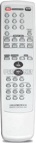 HR-970 пульт для усилителя SVEN (вариант пульта № 2!)