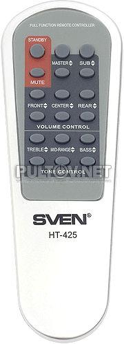 Sven HT-425, Ozaki HM030 пульт для активной акустики Sven