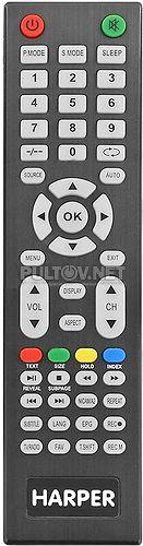 AL52D-B пульт для телевизора Harper 20R575T и др.