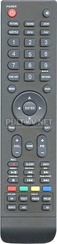 HOF14H536GPD5 пульт для телевизора Harper 24R650T2 и др.