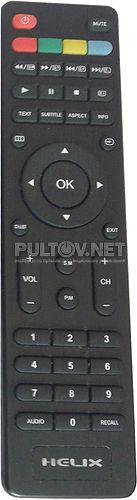 HTV-193L пульт для телевизора Helix