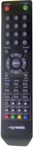 22AFH81LE пульт для телевизора IRBIS