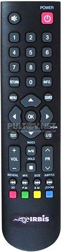 S32Q77HAL пульт для телевизора IRBIS
