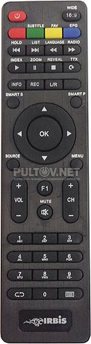 T32Q44HDL пульт для телевизора IRBIS