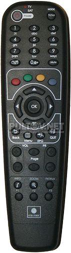 Intek HD-S10VA0P пульт для спутникового HD-ресивер