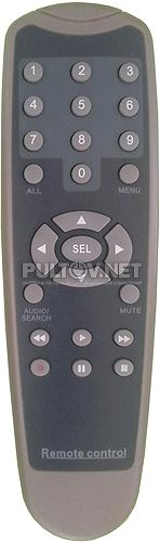 JASSUN JSR-L800 пульт для видеорегистратора