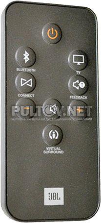 Boost TV пульт для саундбара JBL