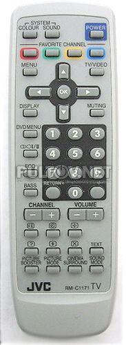 RM-C1171 пульт для телевизора