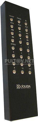Jolida JD-100 пульт для CD-проигрывателя