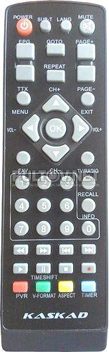 KASKAD VA2102HD пульт для цифрового ресивера