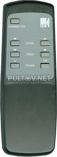 KEF 8912-0002-1 пульт для сабвуфера KEF PSW3000 (Радио-пульт!!!)