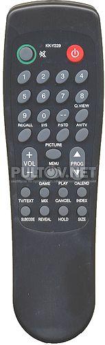 KK-Y229 пульт для телевизора Konka