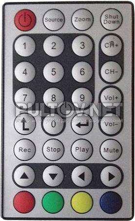 KWorld UB490-A пульт для TV-тюнера