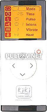 Kiki Newgain D18-CI007 пульт для шейного массажера