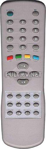 Lava 510-011F пульт для телевизора Lava LT-15KLF и др.