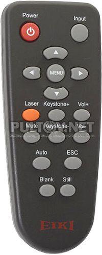 13910010 пульт для проектора EIKI LC-XIP2000 и др.