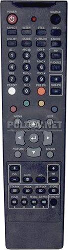LC3701E пульт для телевизора Marantz