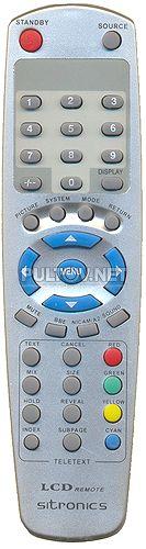 LCD-1502 пульт для телевизора
