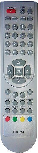 LCD1536 пульт для телевизора Bravis