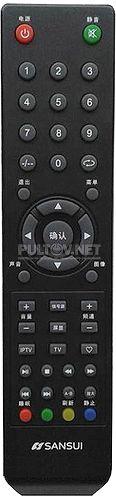 LE32HWB пульт для телевизора Sansui