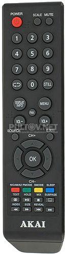 LEA-32A08G пульт для телевизора AKAI