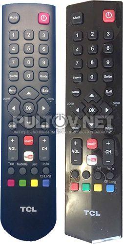 LED32D2700 пульт для телевизора TCL