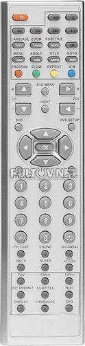 Lenco DVL-2453 пульт для телевизора