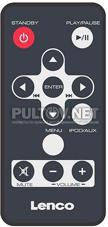 Lenco IPD-4000 пульт для колонок Lenco