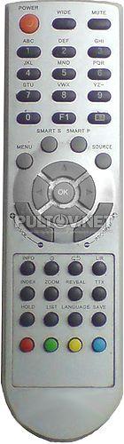 LGEN 37LC7300 пульт для телевизора