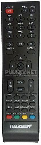 LGEN 32LC7700 пульт для телевизора