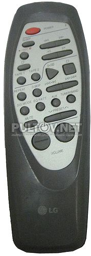 3828SXD018B пульт для музыкального центра LG FFH-515 и др.