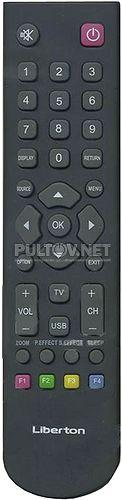 Liberton D-LED 2333 ABHDR пульт для телевизора