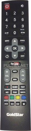 JH-16440 оригинальный пульт для телевизора Goldstar LT-32T500R и др.