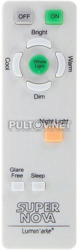 Lumin`arte Supernova D530 пульт для светильника настенно-потолочного светодиодного