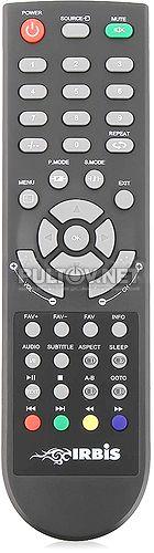 M29Q77HAL, M16Q16HAL пульт для телевизоров IRBIS