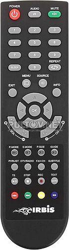 M39Q77FDL пульт для телевизора Irbis