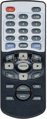 Magnat DVS 4232 пульт для акустической системы