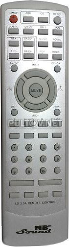 MB Sound MB-5303 Cooper 2 пульт для акустики