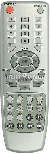 MDD-7565NV пульт для мультимедийной системы Mystery