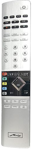RM19 пульт для телевизора Metz Cosmo