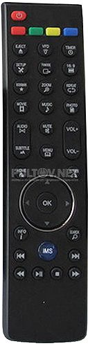MICCA EP100, MICCA EP600 G2 пульт для медиаплеера
