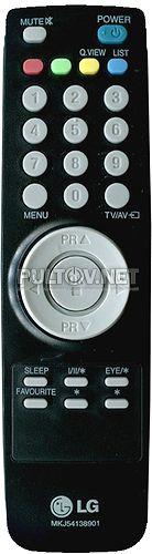 пульт LG MKJ54138901 для телевизора