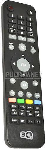 MMP-F375WH пульт для медиаплеера 3Q