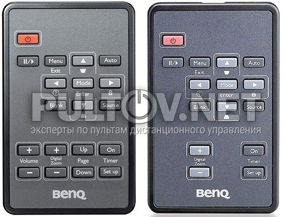 MS500 , BENQ MP622C пульт для проектора BENQ