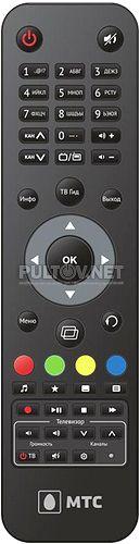 EKT DCD2304 пульт для кабельного приёмника МТС